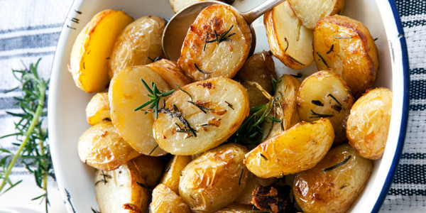 Calories In Roasted Potatoes  How to cook a delicious low calorie roast dinner Woman