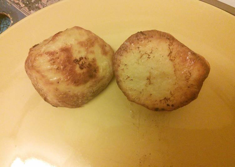 Calories In Roasted Potatoes  Roast Potatoes Healthy Low Calorie & quick 89 calories
