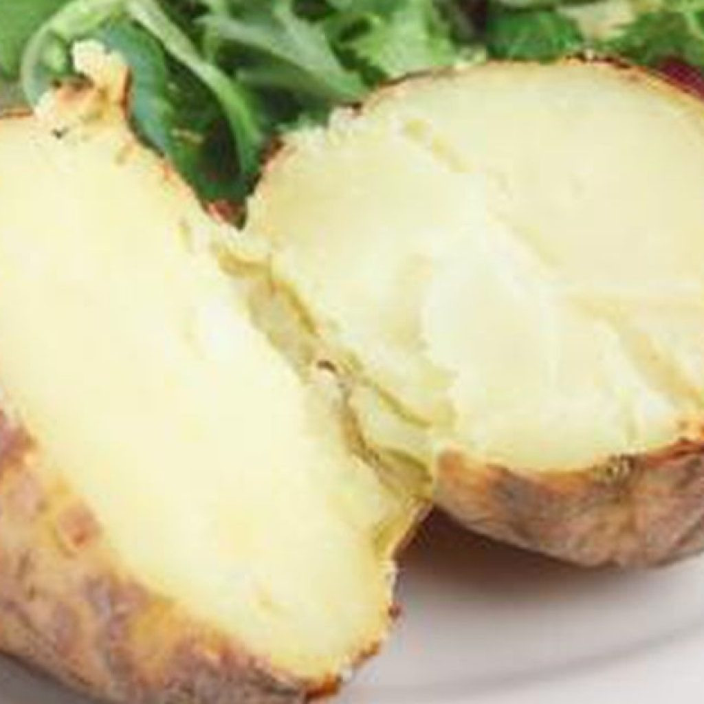 Calories In Small Baked Potato  how many calories in a baked potato with cheese