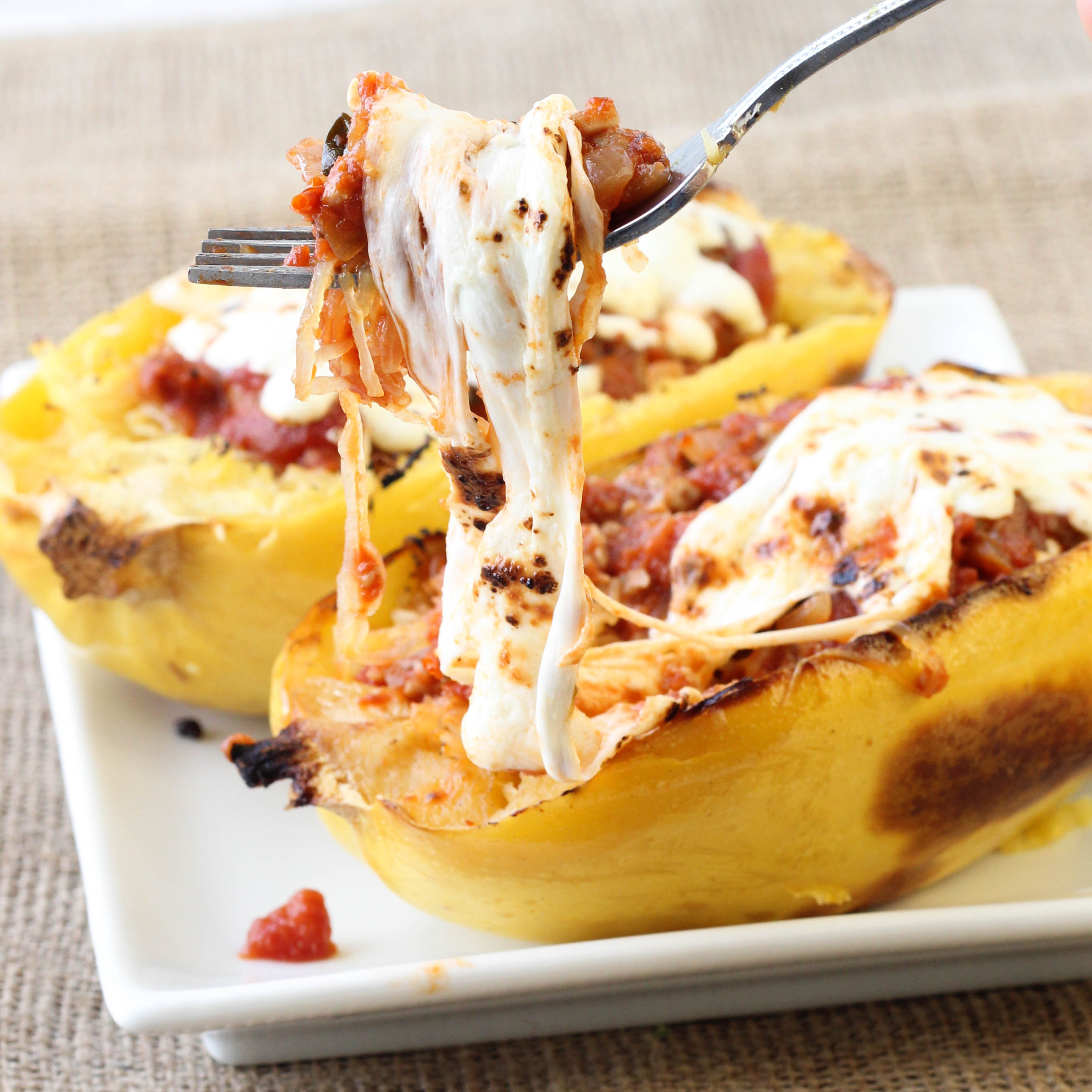 Calories In Spaghetti With Meat Sauce  CALORIES IN SPAGHETTI SQUASH WITH TURKEY MEAT SAUCE