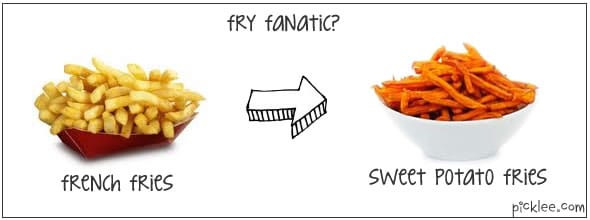 Calories In Sweet Potato Fries  10 Healthy Choices You Should Make [healthy living] Picklee