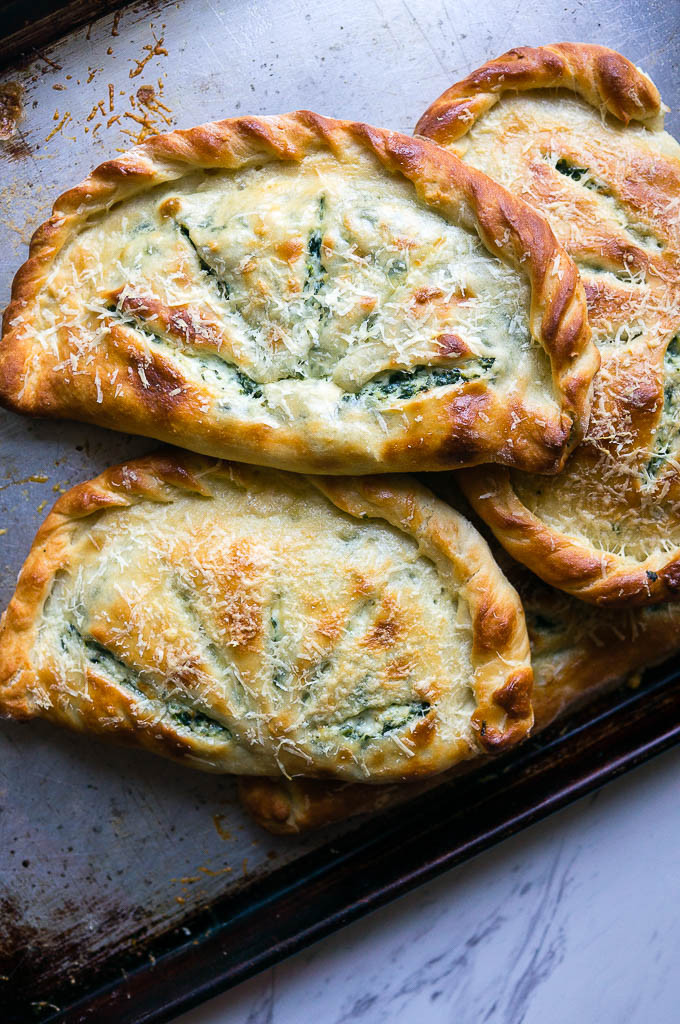 Calzone Recipe With Pizza Dough  spinach calzone recipe with pizza dough