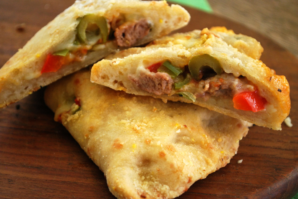 Calzone Recipe With Pizza Dough  calzone with pizza dough