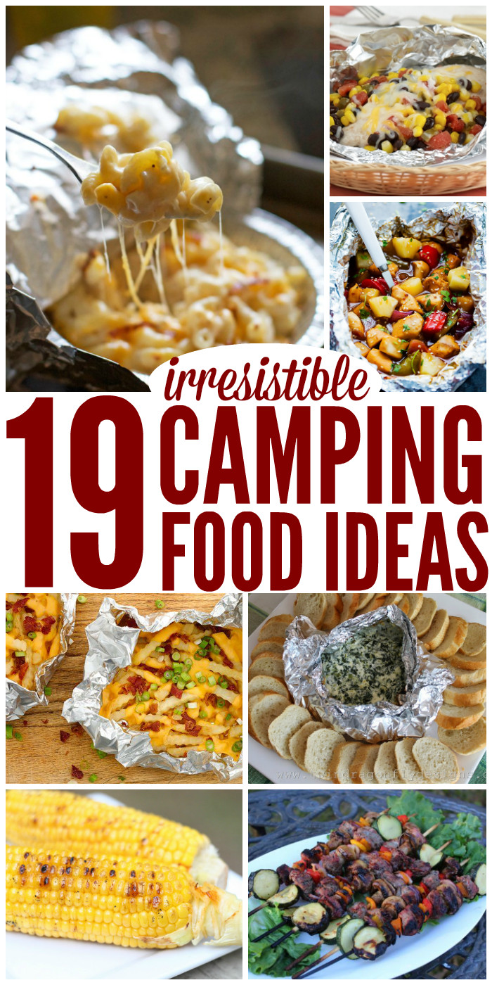 Camp Dinner Ideas  27 Irresistible Camping Food Ideas
