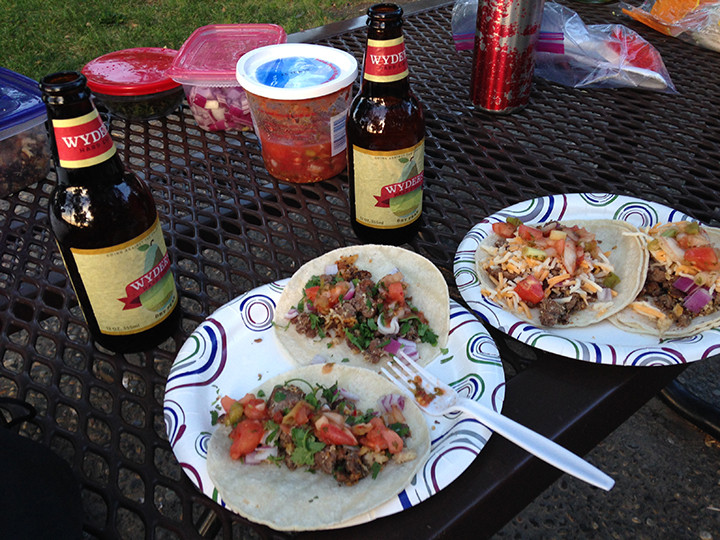 Camp Dinner Ideas  Healthy Camping Food Ideas How We Eat When Camping Pure
