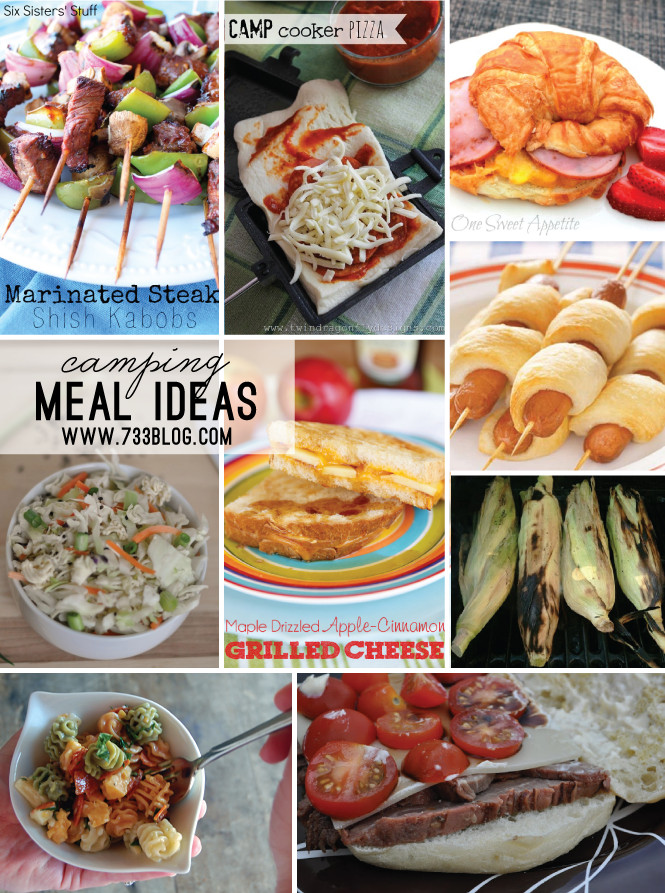 Camp Dinner Ideas  25 Camping Tips Recipes and Activities A Round Up