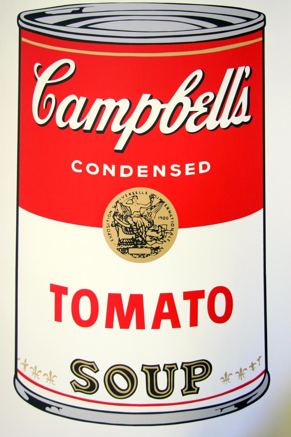 Campbell Tomato Soup  Humour Campbells Soup Tomato 46 Medium