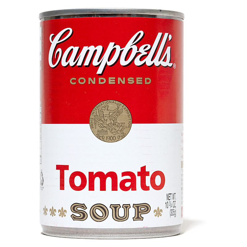 Campbell Tomato Soup  Tomato Soup Taste Test Cook s Illustrated