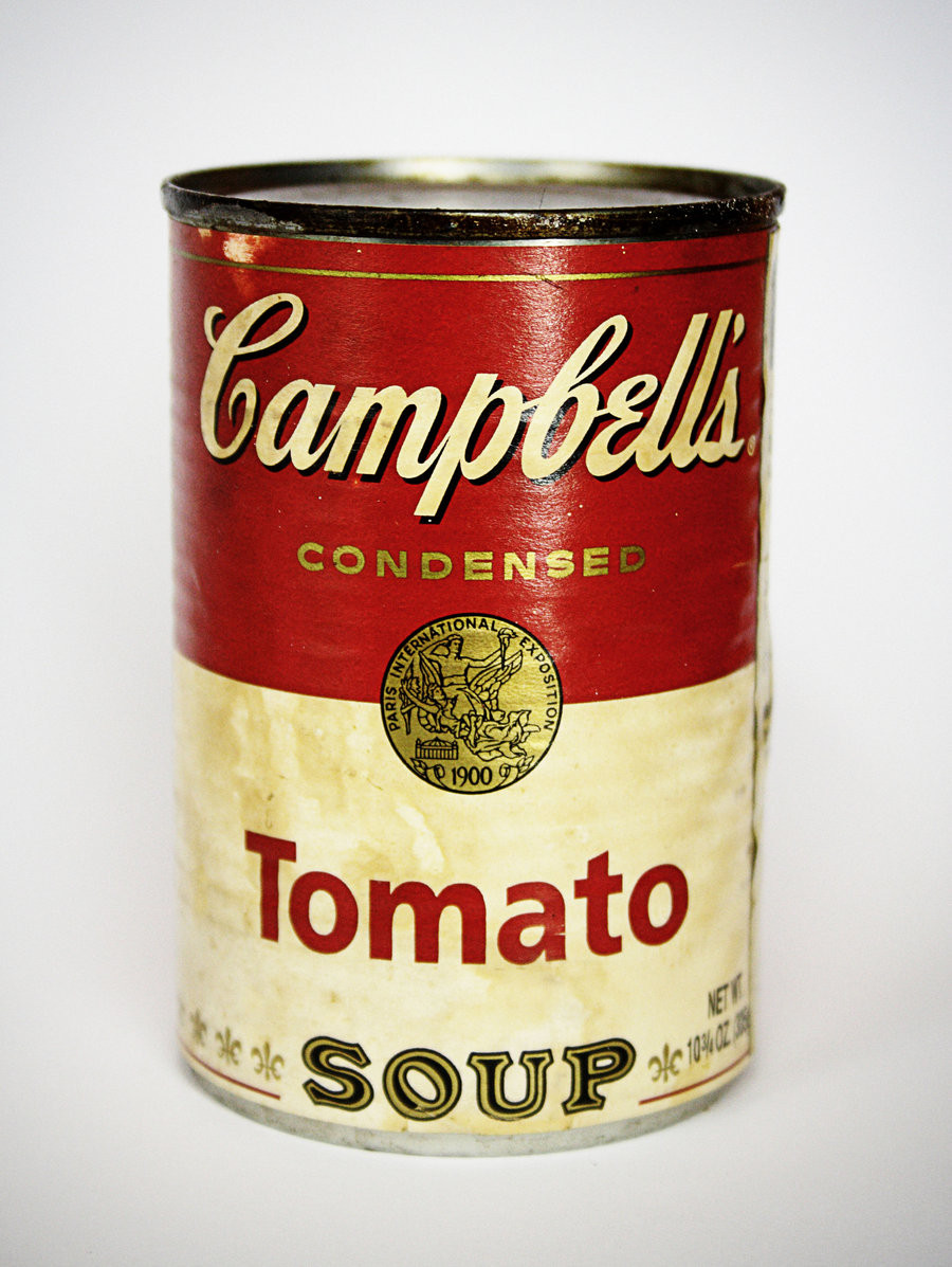Campbell Tomato Soup  Campbells Tomato soup by inque77 on DeviantArt