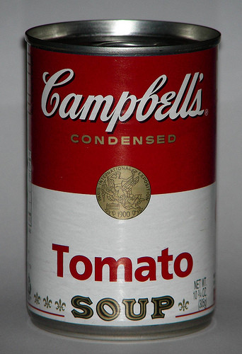 Campbell Tomato Soup  Tomato Soup Recipe Can Cake And Grilled Cheese