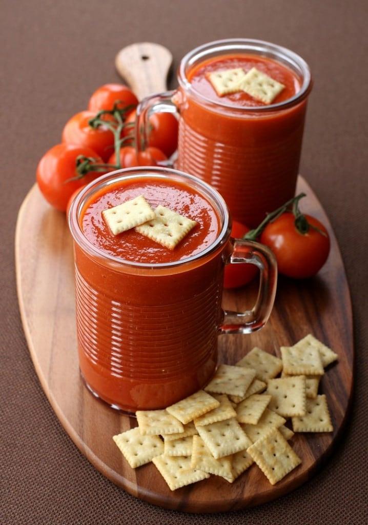 Campbell Tomato Soup  Copycat Campbell s Tomato Soup Mantitlement