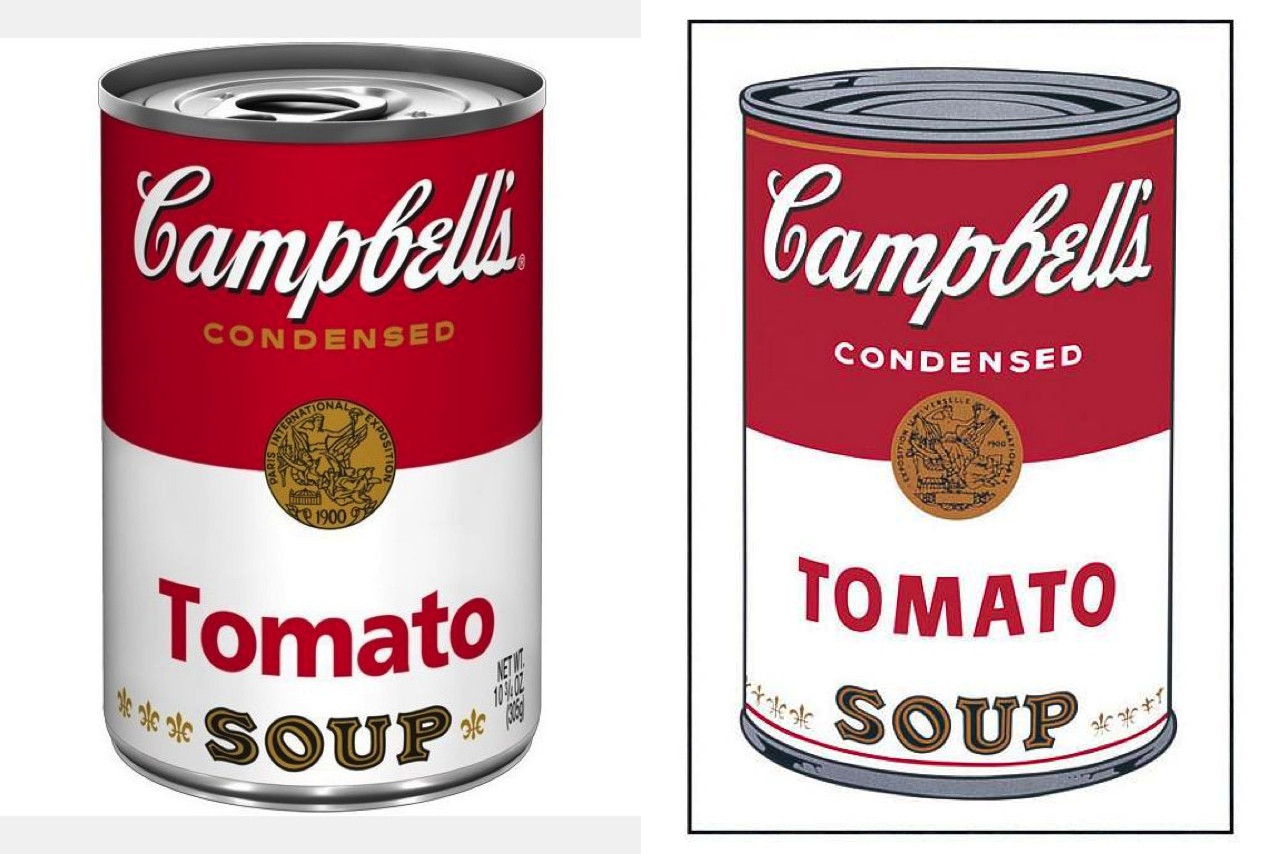 """Campbell Tomato Soup  A """"Condensed"""" History The Campbell s Tomato Soup Can"""
