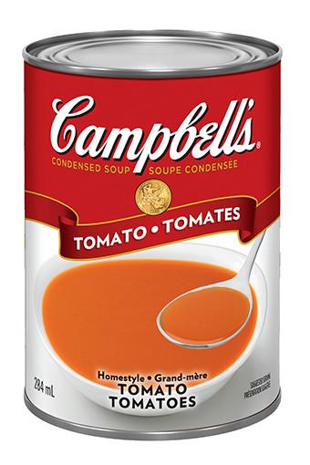 Campbell Tomato Soup  campbells shepherds pie tomato soup