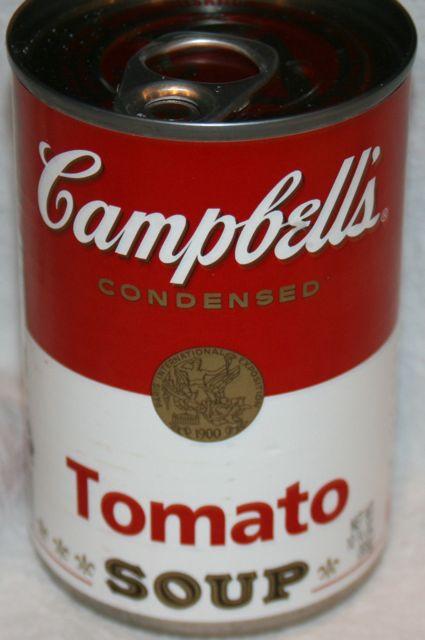 Campbell Tomato Soup  Gluten Free Condensed Cream of Tomato Soup