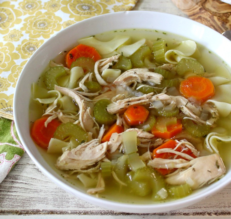 Campbell'S Chicken Noodle Soup  Chicken Noodle Soup