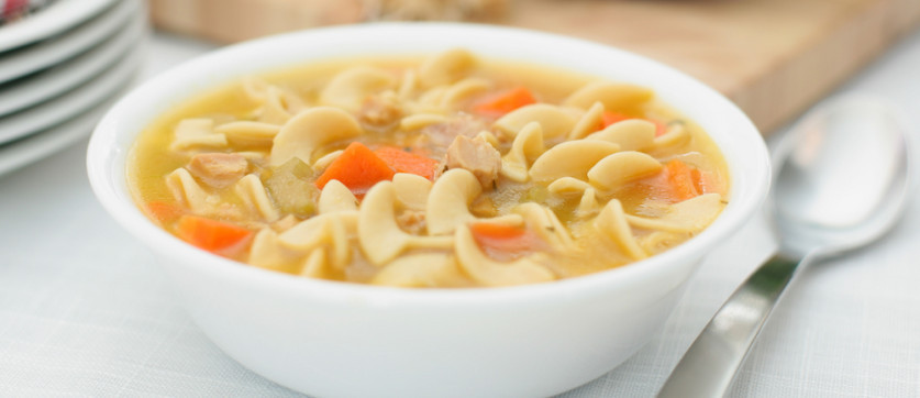 Campbell'S Chicken Noodle Soup  Healthy Recipe From Joy Bauer s Food Cures Chicken Noodle Soup