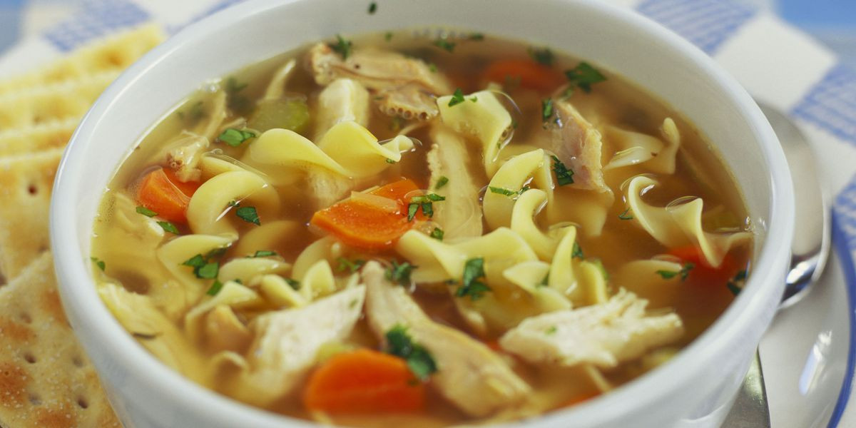 Campbell'S Chicken Noodle Soup  Homemade Chicken Noodle Soup Recipe How to Make Chicken