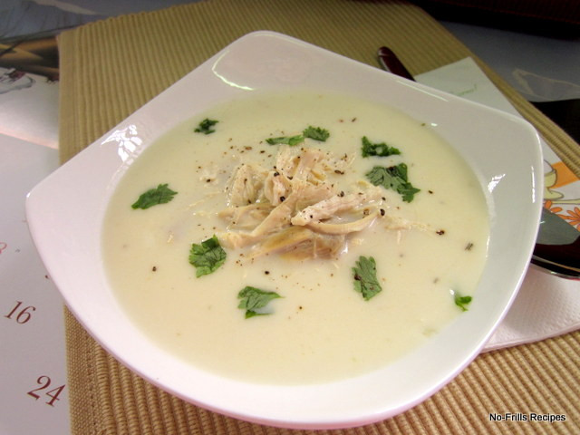 Campbell'S Cream Of Chicken Soup  Creamy Chicken Soup