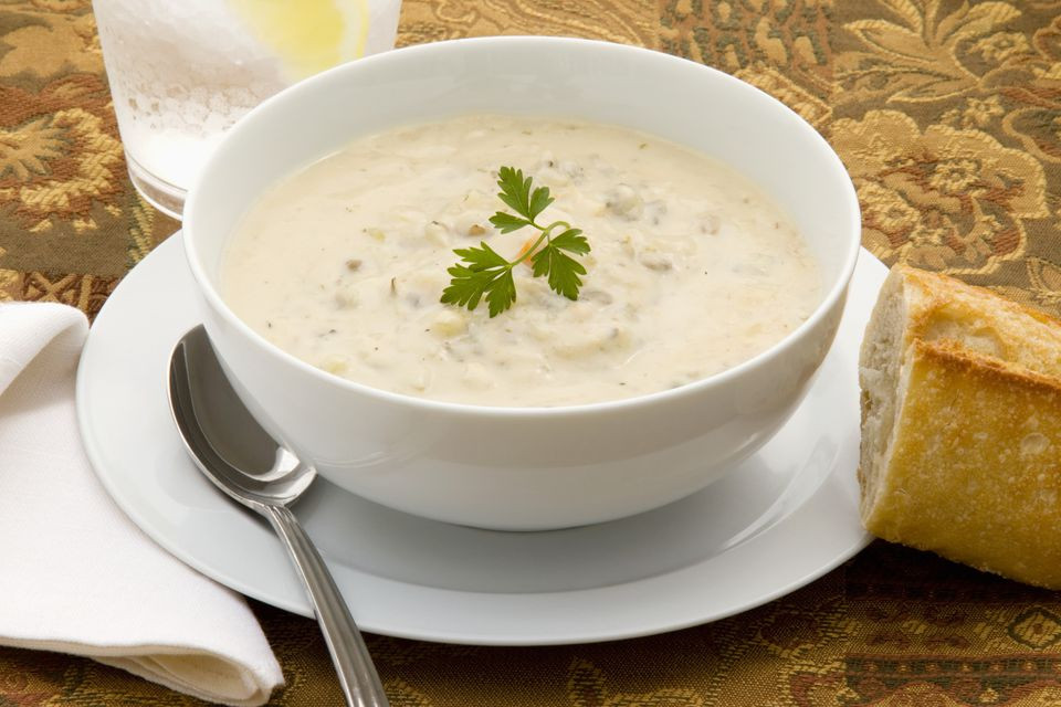 Campbell'S Cream Of Chicken Soup  Cream of Chicken or Turkey Soup Recipe