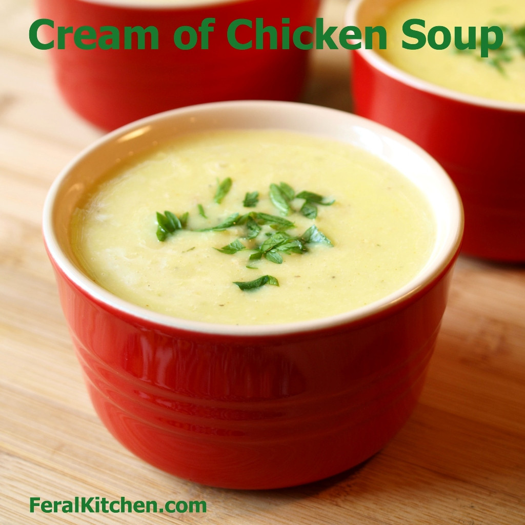 Campbell'S Cream Of Chicken Soup  Cream of Chicken Soup