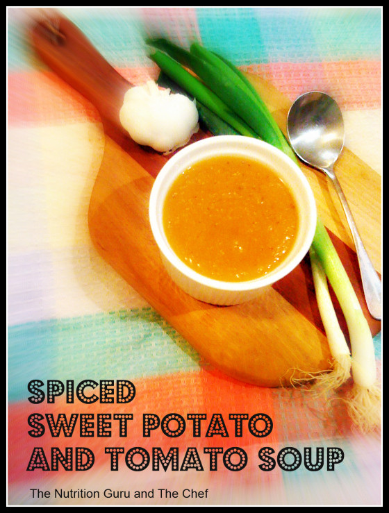 Campbell'S Tomato Soup Nutrition  Sweet Potato and Tomato Soup