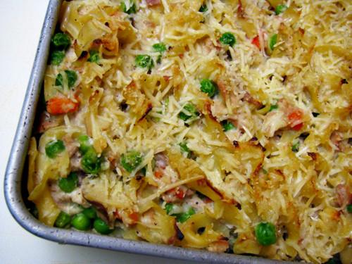 Campbell'S Tuna Noodle Casserole  Tuna Noodle Casserole Home Cooking Memories