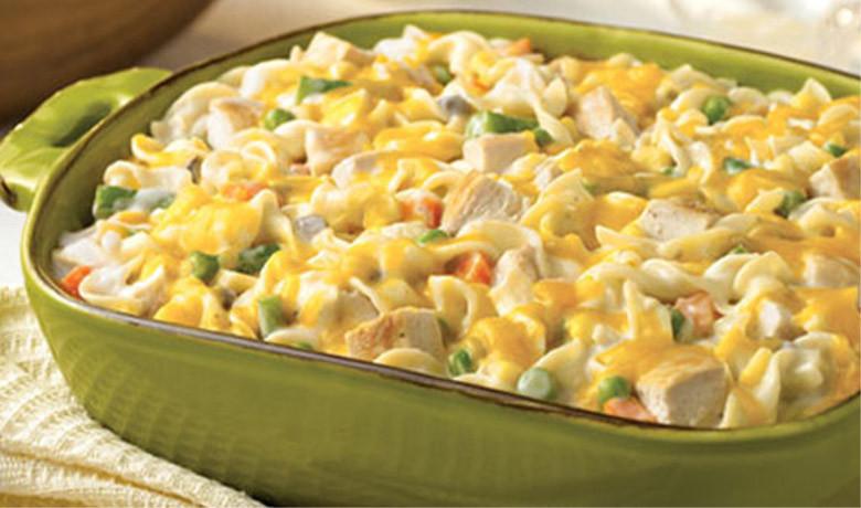 Campbell'S Tuna Noodle Casserole  Tuna Noodle Casserole Recipe