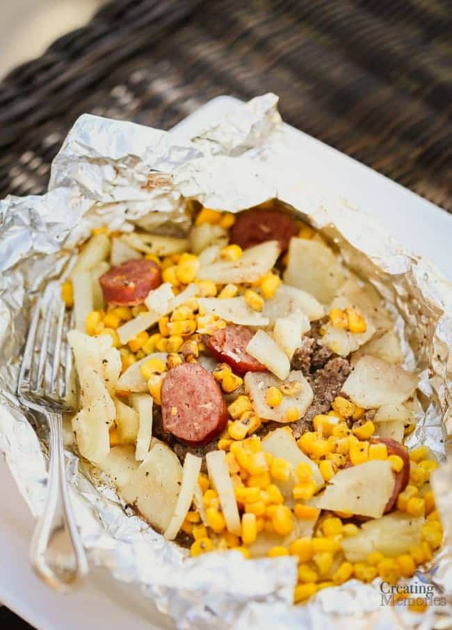 Campfire Dinner Recipes  Quick & Yummy Campfire Dinner Recipes for Your Next Outing