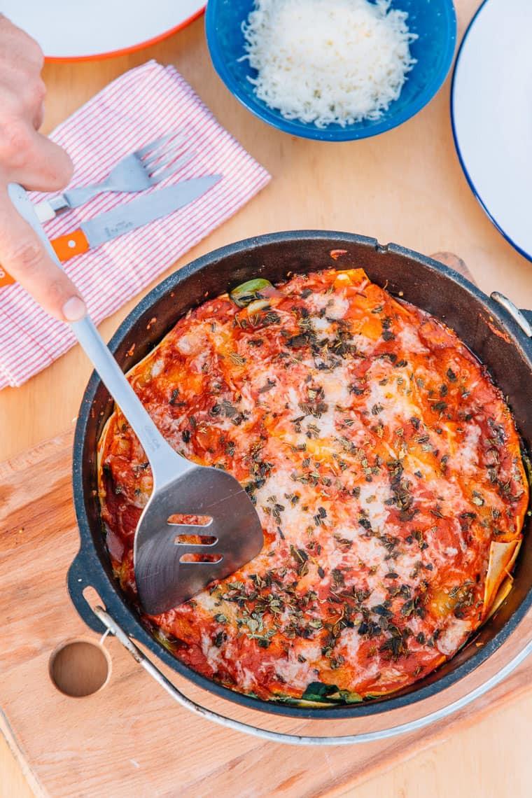 Campfire Dinner Recipes  16 e Pot Camping Meals