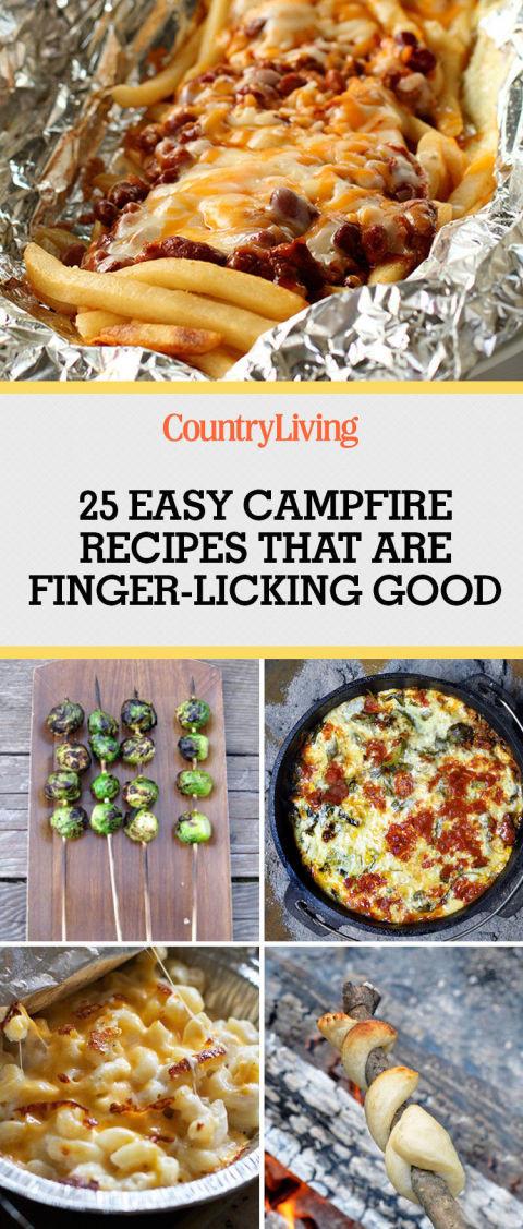 Campfire Dinner Recipes  28 Best Campfire Recipes Easy Camping Food Ideas