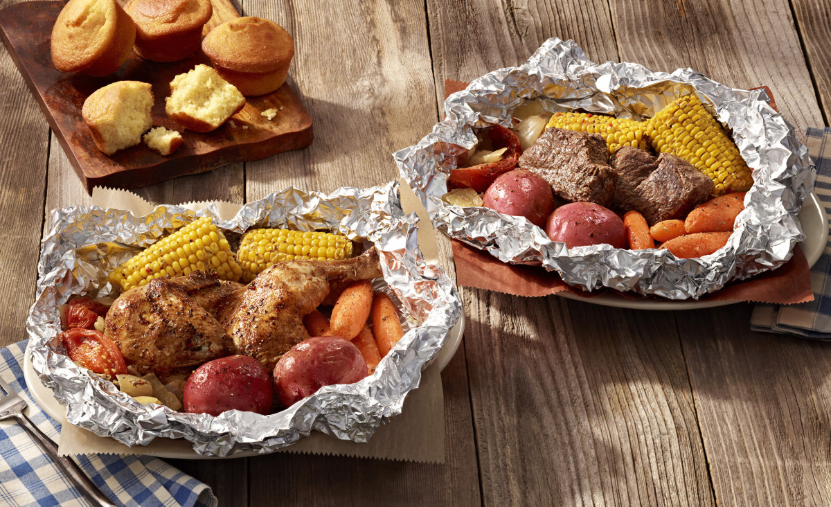 Campfire Dinner Recipes  Raleigh Special Event Catering