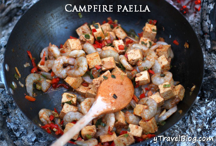 Campfire Dinner Recipes  Campfire cooking recipes and tips for cooking over an open