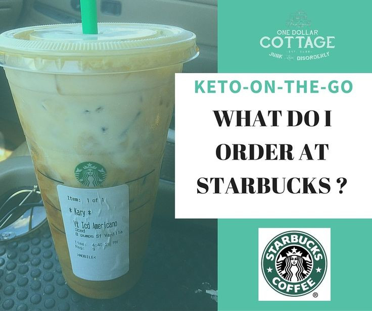 Can You Drink Milk On Keto Diet  What do I order at Starbucks How to order at Starbucks