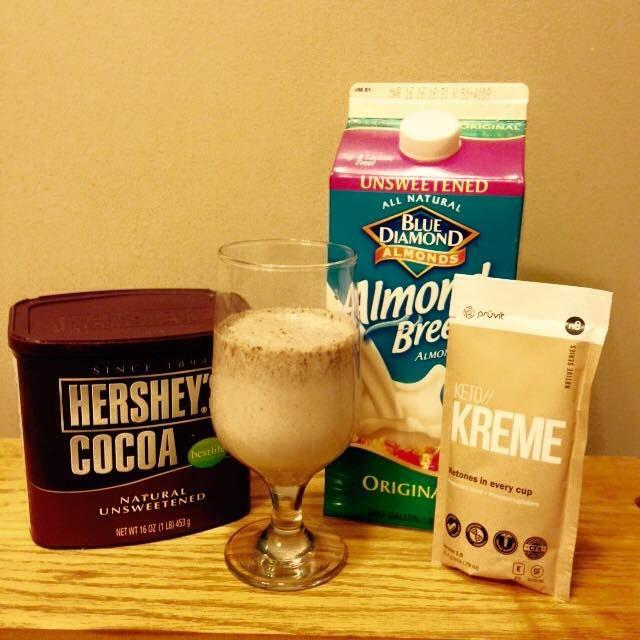 Can You Drink Milk On Keto Diet  13 best Keto OS & Keto Kreme images on Pinterest