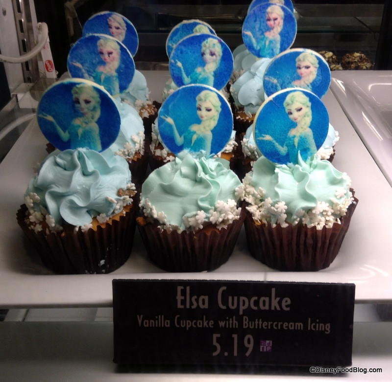 Can You Freeze Cupcakes  olaf cupcake