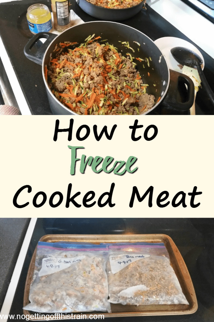 Can You Freeze Fried Chicken  How to Freeze Cooked Meat No Getting f This Train