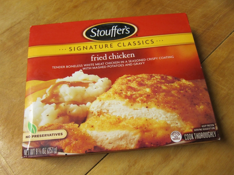 Can You Freeze Fried Chicken  Brand Eating December 2012