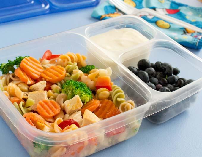 Can You Freeze Macaroni Salad  Freezer Pasta Salad