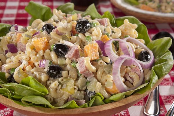 Can You Freeze Macaroni Salad  Kitchen Sink Macaroni Salad