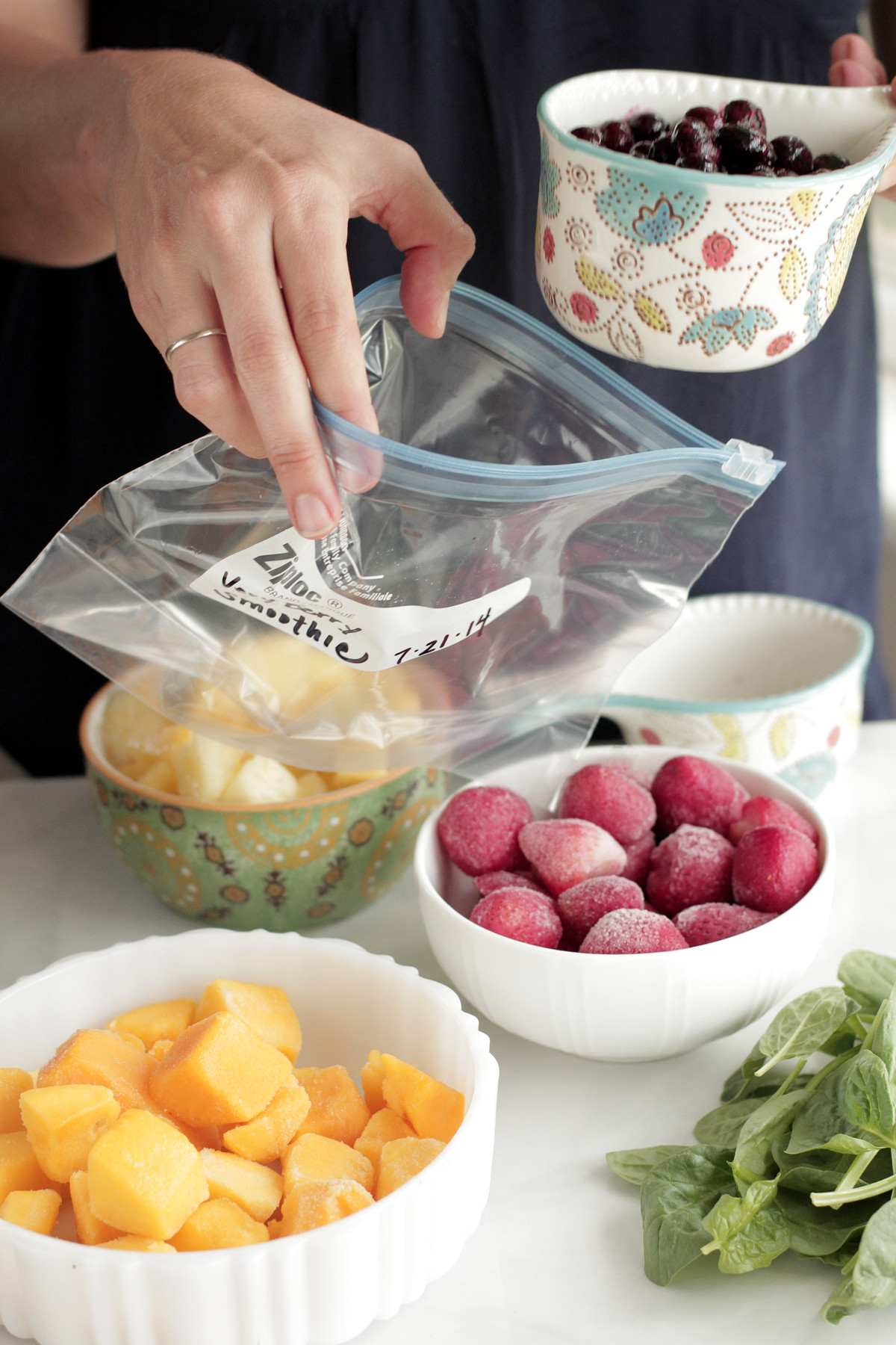 Can You Freeze Smoothies  DIY Freezer Smoothie Packs 5 Recipes to Get You Started