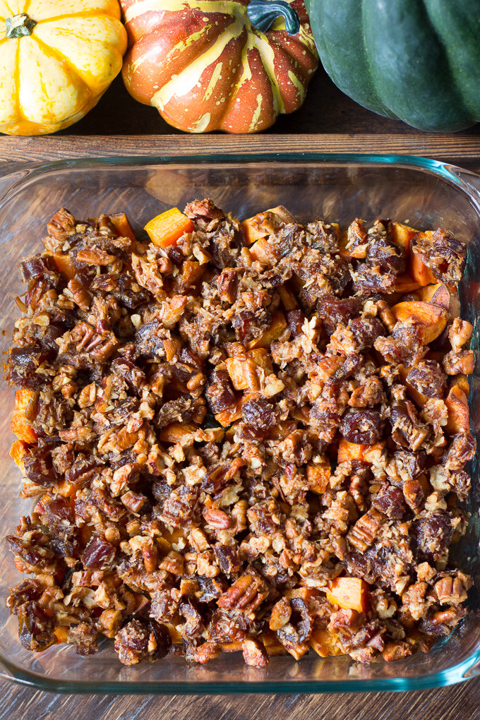 Candied Sweet Potato  can d sweet potatoes recipe with pecans