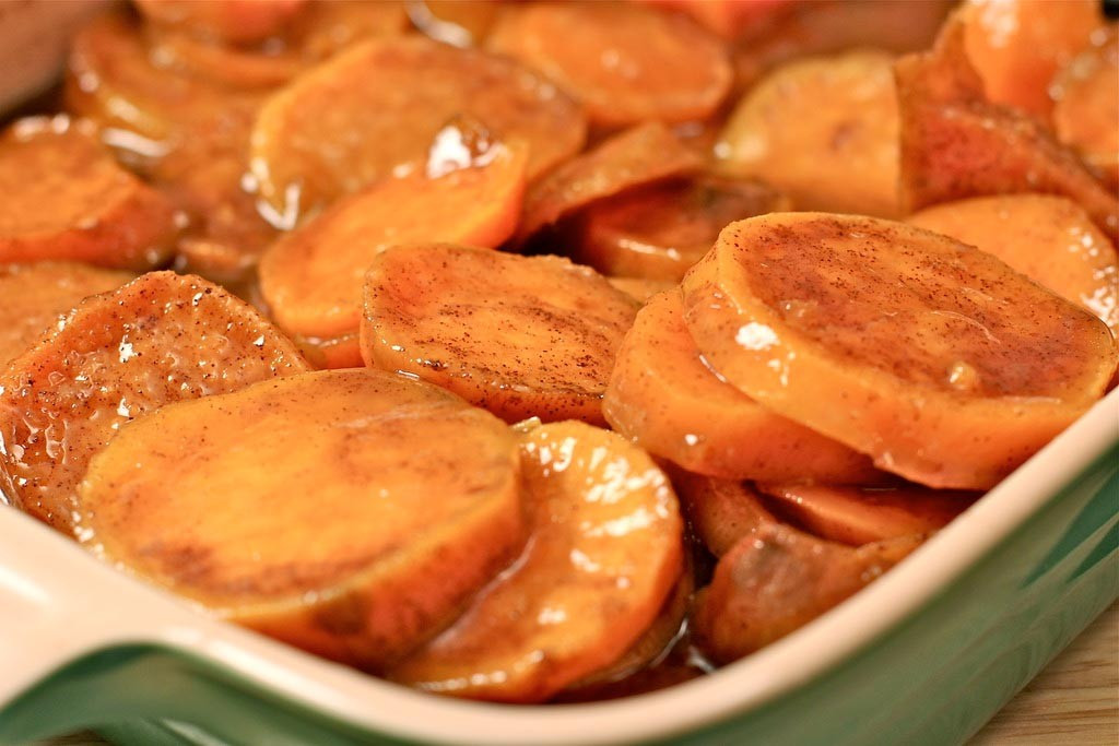 Candied Sweet Potato Recipe  Best Can d Sweet Potatoes Ever Page 2 of 2 Home and