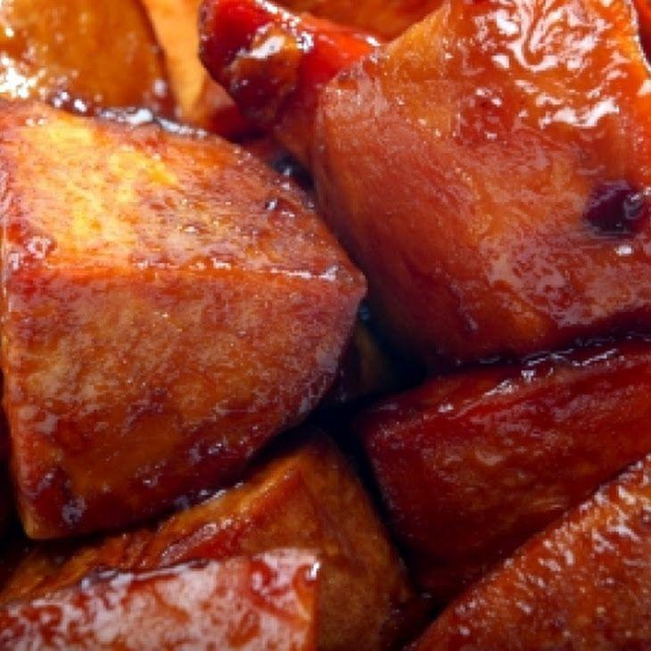 Candied Sweet Potato Recipe  Sweet Potatoes Can d Sweet Potato Recipe