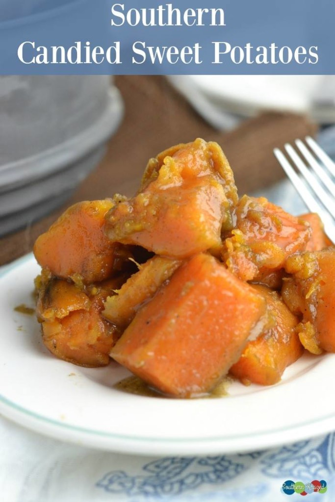 Candied Sweet Potato Recipes  Southern Can d Sweet Potatoes – 12Days Thanksgiving