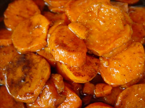Candied Sweet Potato Recipes  How to Make Can d Sweet Potatoes