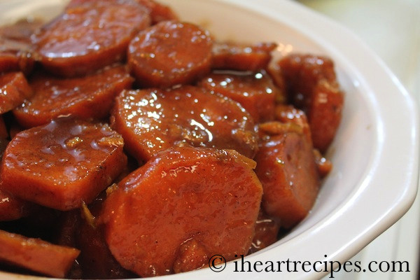 Candied Sweet Potato Recipes  Baked Can d Yams Soul Food Style