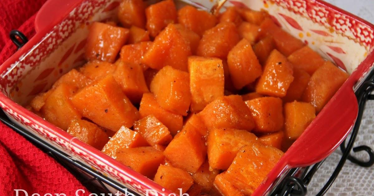 Candied Sweet Potato  Deep South Dish Southern Can d Yams Sweet Potatoes