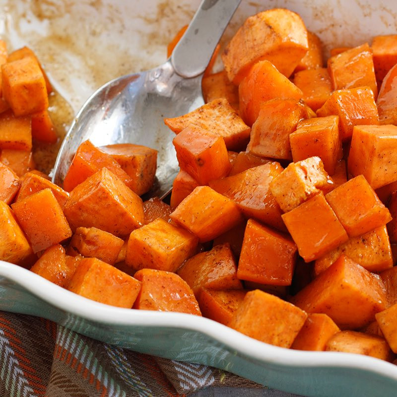 Candied Sweet Potato  Oven Baked Can d Sweet Potatoes