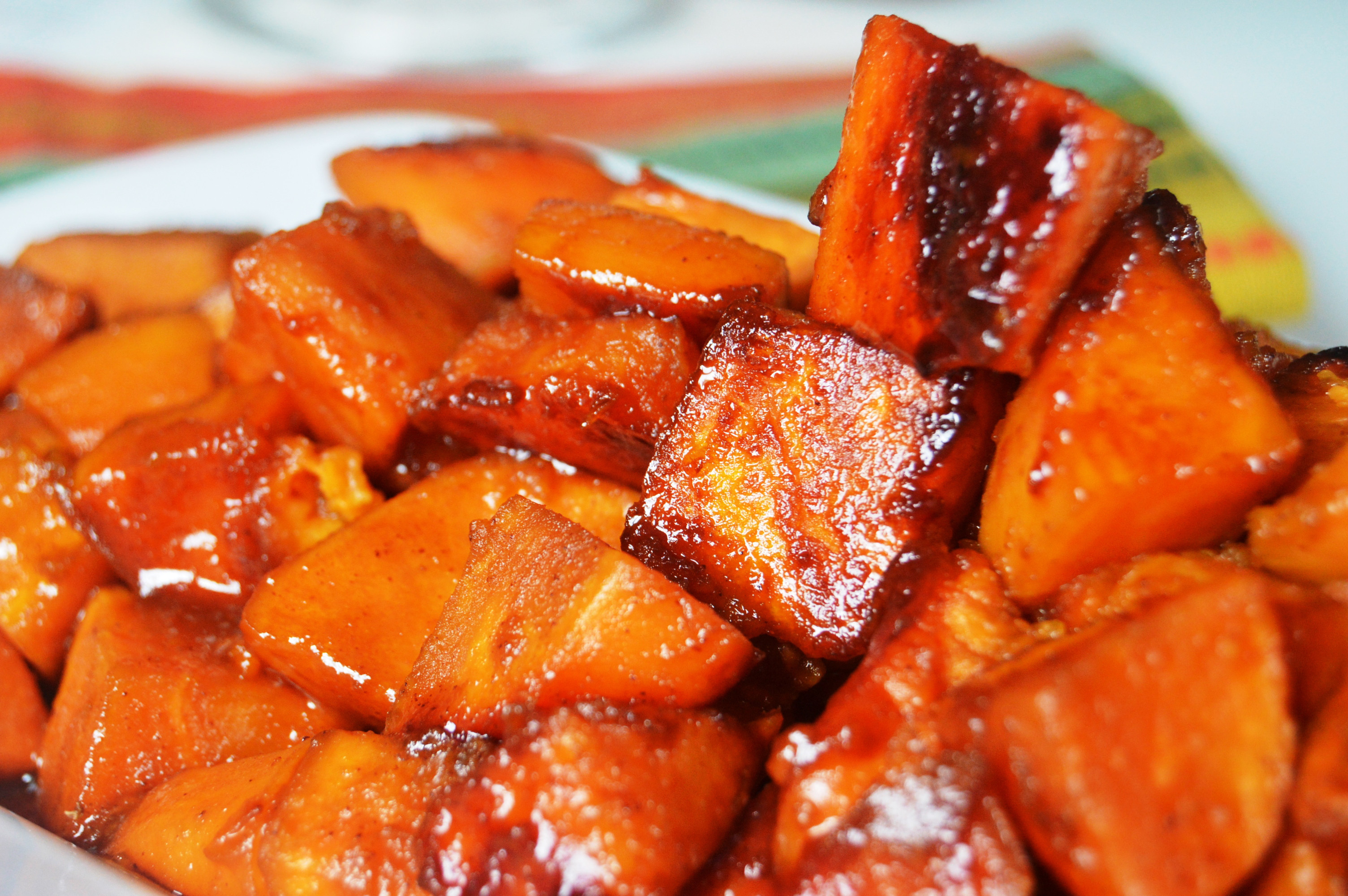 Candied Sweet Potato  Can d Yams