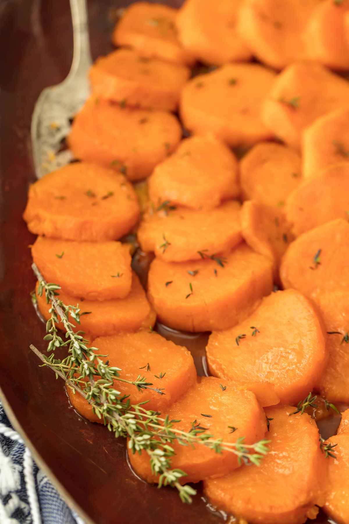 Candied Sweet Potato  Easy Can d Sweet Potatoes Recipe The Cookie Rookie